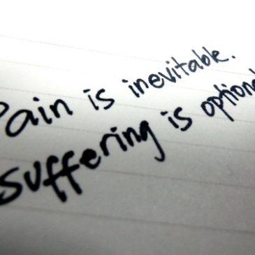 Hogyan szabadulhatunk meg a szenvedéstől?