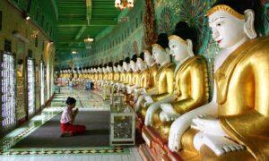 Buddha zenje